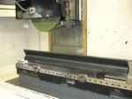 Press brake blade regrinding